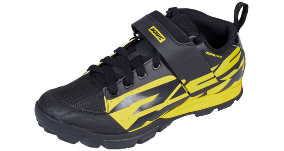 Mavic Deemax Pro Shoes Unisex Yellow Mavic/Black/Black